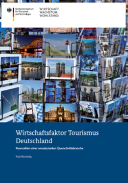 Wirtschaftsfaktor tourismus von btw und bmwi